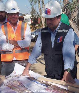 Intendente de la Región Metropolitana Claudio Orrego