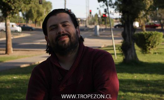 Cristóbal Mardones, candidato a diputado por el Frente Amplio