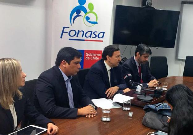 Nuevo director de Fonasa tras caída en la venta de bonos ...
