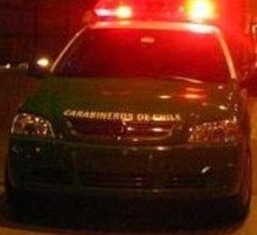 Motociclista muere tras huir de carabineros en Pudahuel