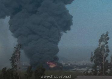 Irregularidades de empresa Enaex en incendio de bodegas San Francisco que dejó 4 personas fallecidas