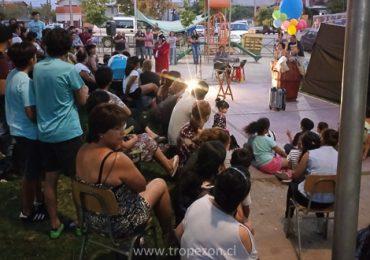 Pudahuelinos celebran posible inclusión del teatro como asignatura obligatoria en las escuelas