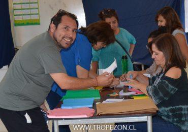 """Lista """"A"""" gana elecciones del Partido Socialista comunal Pudahuel"""