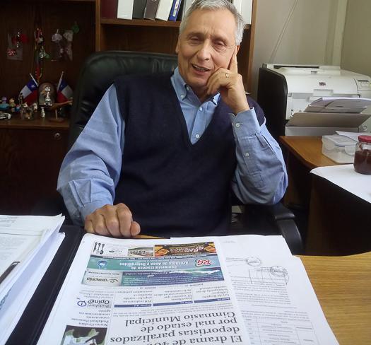 Cerro Navia busca conformar el Consejo de la Sociedad Civil por octavo año consecutivo