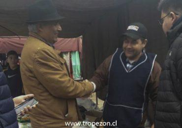 """Leonardo Vargas, precandidato a Core: """" Sé como vive la gente y puedo ser un aporte"""""""