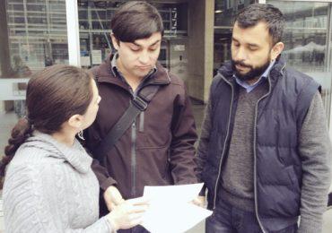 Dirigente presenta segunda querella contra concejal por amenazas e injurias