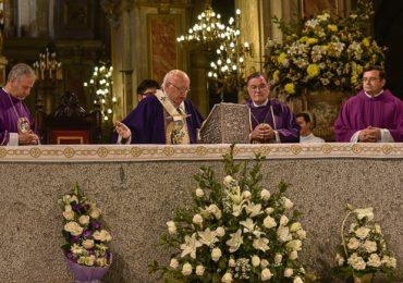 En festividad del Señor de los Milagros Cardenal Ezzati llama a candidatos  presidenciales a enfrentar con altura política la migración