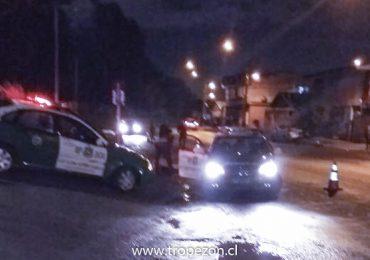Muere hombre atropellado en Cerro Navia