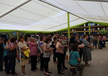 Pudahuel y Cerro Navia respondieron y acudieron en gran número a las urnas
