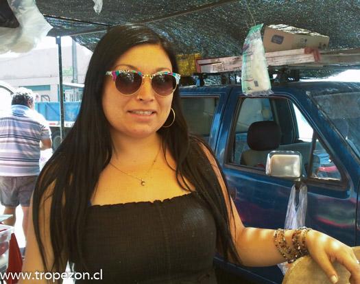Comerciante de feria libre de Pudahuel es agredida con un fierro