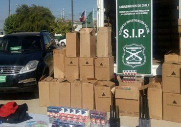 Fiscalía de Alta Complejidad de Fiscalía Occidente aclara Nueve Robos a Camiones con Mercadería