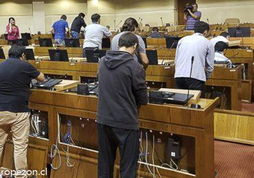 En términos físico se puso término al sistema de votación binominal —Diputado Gabriel Silber