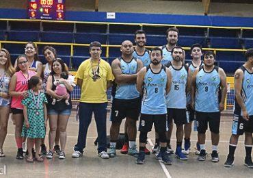 Cerro Navia logra segundo lugar varones y tercer puesto de damas en el Campeonato Intercomunal de Básquetbol