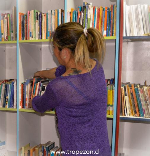 """Lavinia Reyes y construcción de biblioteca municipal: """"el rol social que cumplen estos espacios es de gran importancia"""""""