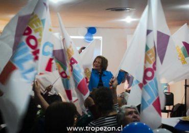 Emotivo homenaje en Pudahuel al trabajo realizado por Carmen Romo, ex consejera regional metropolitana