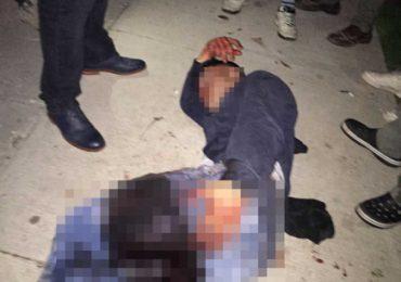Con un delincuente herido termina el fallido robo de un automóvil en Pudahuel
