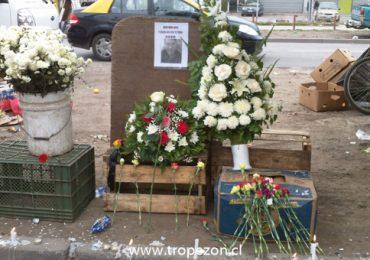 Muere conocido comerciante de la feria libre de Pudahuel a quien le habían asesinado su hijo hace un mes