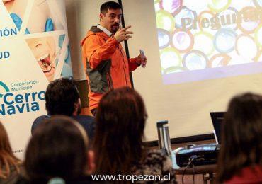 Expertos en VIH/SIDA de la U. de Chile realizarán charlas educativas en colegios de Cerro Navia