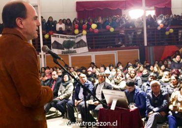 Exitoso encuentro de la U.CC.A.P.  con Ministro de Vivienda y Urbanismo en Pudahuel