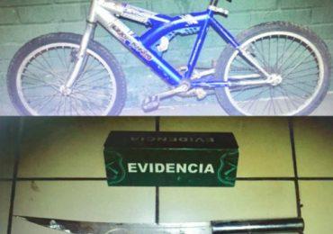 Detenido delincuente con amplio prontuario policial en Pudahuel