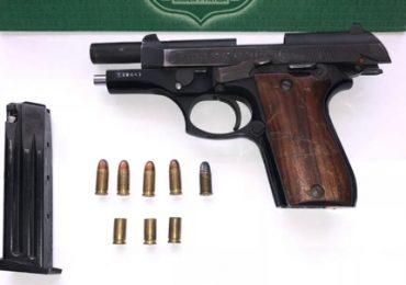 Por disparar arma de fuego en la vía pública, carabineros detienen a sujetos en Pudahuel