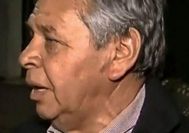 """""""Me bajaron"""": Luis Plaza es sacado de la carrera por la alcaldía tras ser denunciado ante el SERVEL"""