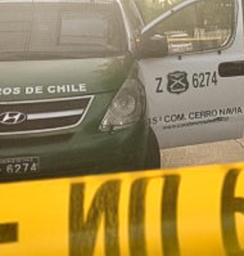 Padre de familia es herido de bala en Cerro Navia