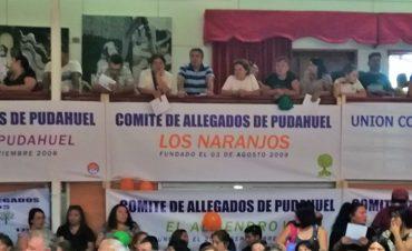 Alcalde de Pudahuel ofrece dos mil millones de pesos a la naciente Unión Comunal de Comités de Allegados de la Comuna