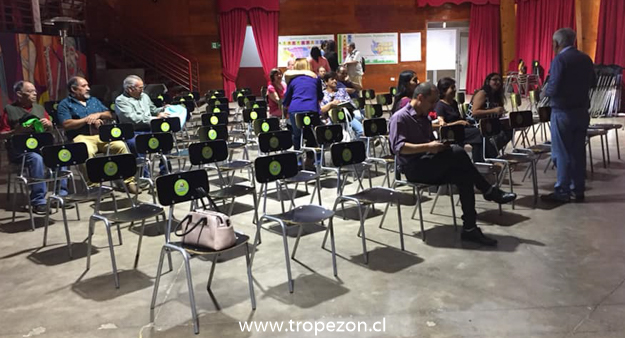 Escasa participación ciudadana en las dos presentaciones del proyecto del Plan Regulador Comunal de Pudahuel