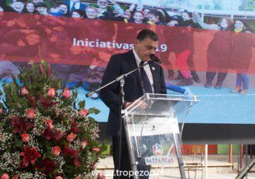 Con ausencia de las máximas autoridades locales se realizó primera Cuenta Pública de Servicio Local Barranca