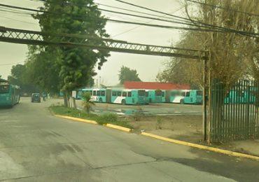 Conductor del servicio Red es baleado en Cerro Navia