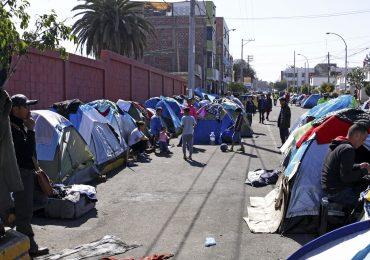 Enviado del Arzobispado de Santiago visita Tacna para conocer la situación de los ciudadanos venezolanos