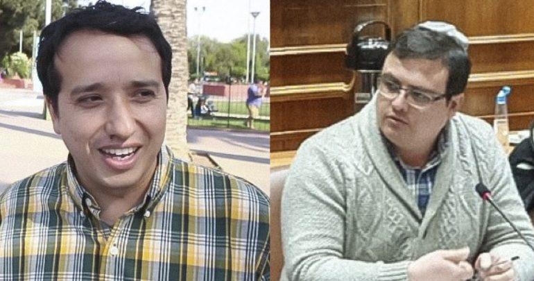 Concejales Ítalo Bravo y Gonzalo Lizama se enfrentan en redes sociales por el nuevo plan regulador de Pudahuel