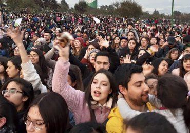 Más de 4000 personas asisten al cierre de vacaciones de invierno en Pudahuel