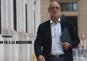 Exclusivo: Johnny Carrasco no va a la reelección