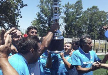 Club Vecinal se queda con la categoría súper senior en la Liga Santa Corina de Pudahuel