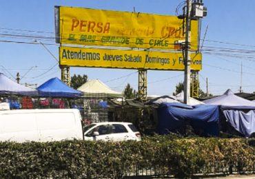Miles de personas llegaron a los persas Teniente Cruz y San Francisco tras reapertura en Pudahuel