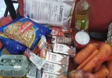 Denuncia: continúan entregas incompletas de canastas de alimentos de Junaeb