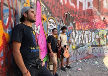 Adiestros: La banda de rock alternativo  de Pudahuel sur para todo el mundo
