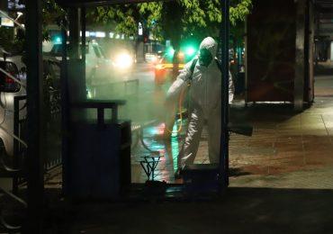 Municipalidad de Pudahuel contrata empresa para sanitizar calles y puntos clave en la comuna