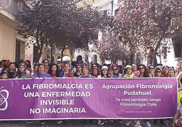 Agrupación Fibromialgia Pudahuel conmemora el día internacional de la enfermedad con valiosa información