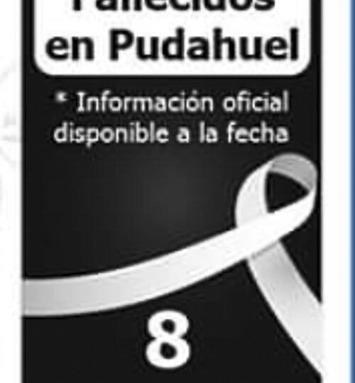 Ya son 8 las personas fallecidas por causa del coronavirus en Pudahuel