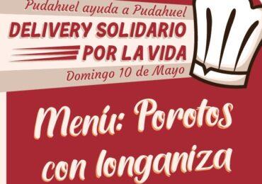 """Porotos con Longaniza: Dirigentes de Pudahuel realizarán """"Delivery Solidario por la Vida"""""""