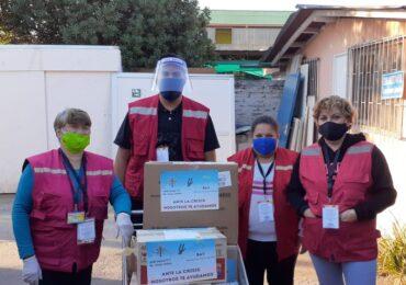 Brigada de Apoyo Vecinal: Una iniciativa pudahuelina para ir en ayuda de los vecinos