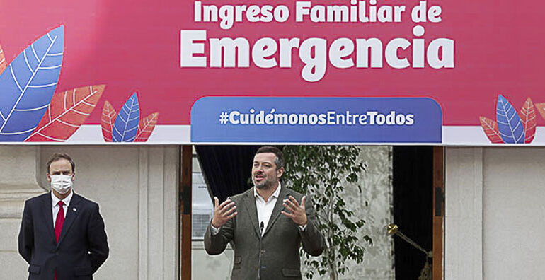 Ingreso Familiar de Emergencia: Te explicamos cómo inscribirte de manera simple