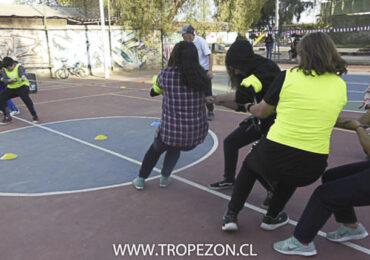 Pudahuel: Fundación Fútbol Más sigue trabajando con Villa El Arenal de manera online