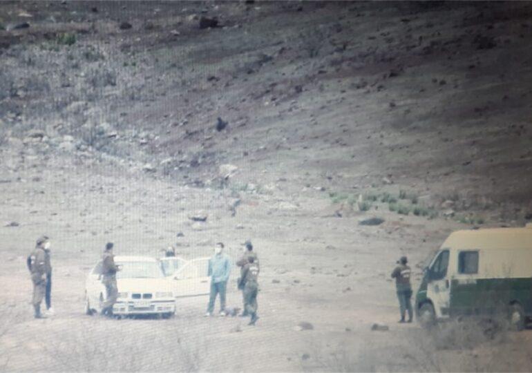 Cuatro personas son detenidas por realizar asado al aire libre en Pudahuel