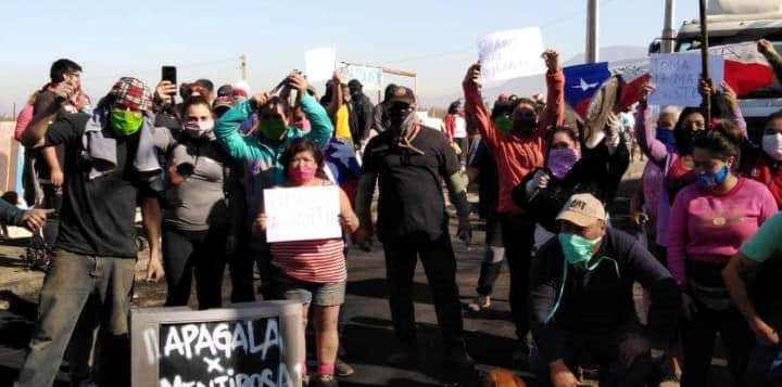 """Toma 17 de mayo: """"Nos mantendremos en movilización hasta que nuestras demandas sean alcanzadas"""""""