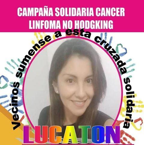 Lucatón por Andrea: La campaña para ayudar a vecina de Pudahuel que padece Cáncer Linfático