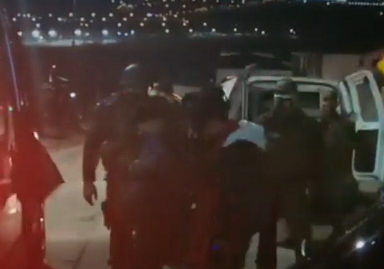 Con arresto nocturno quedaron 17 personas que fueron sorprendidas grabando un videoclip en Pudahuel